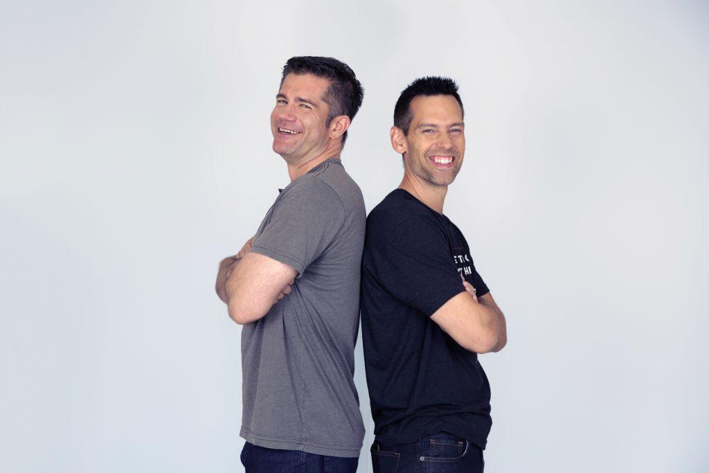 Eric Barker and Tom Bilyeu