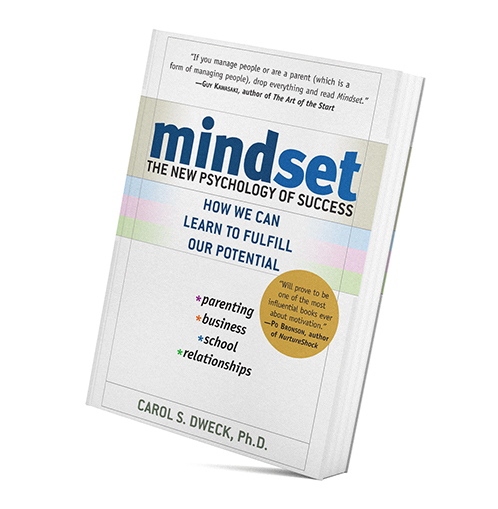 Mindset: The New Psychology by Carol Dweck