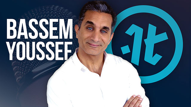 Bassem Youssef on Impact Theory with Tom Bilyeu