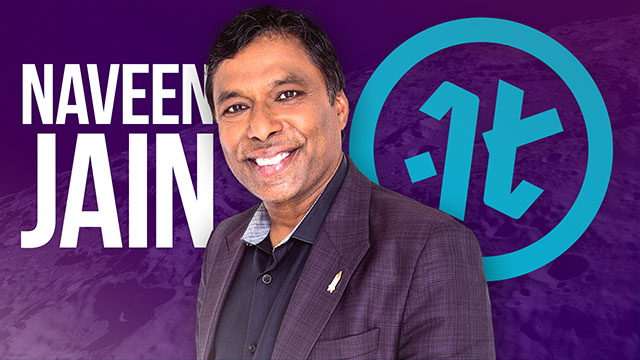 Naveen Jain on Impact Theory with Tom Bilyeu