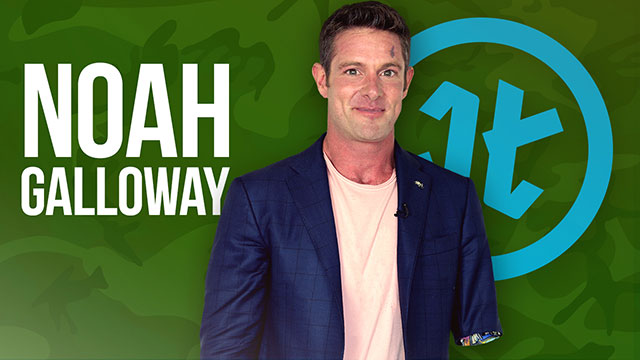Noah Galloway on Impact Theory with Tom Bilyeu