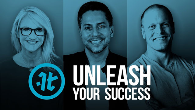 Unleash Your Success – Impact Theory with Tom Bilyeu