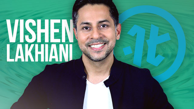 Vishen Lakhiani on Impact Theory with Tom Bilyeu