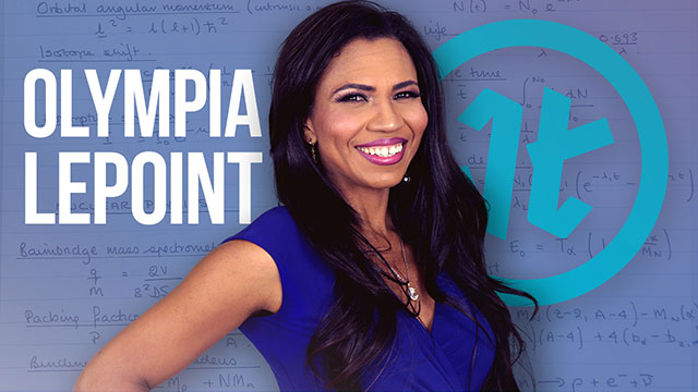 Olympia LePoint on Impact Theory with Tom Bilyeu