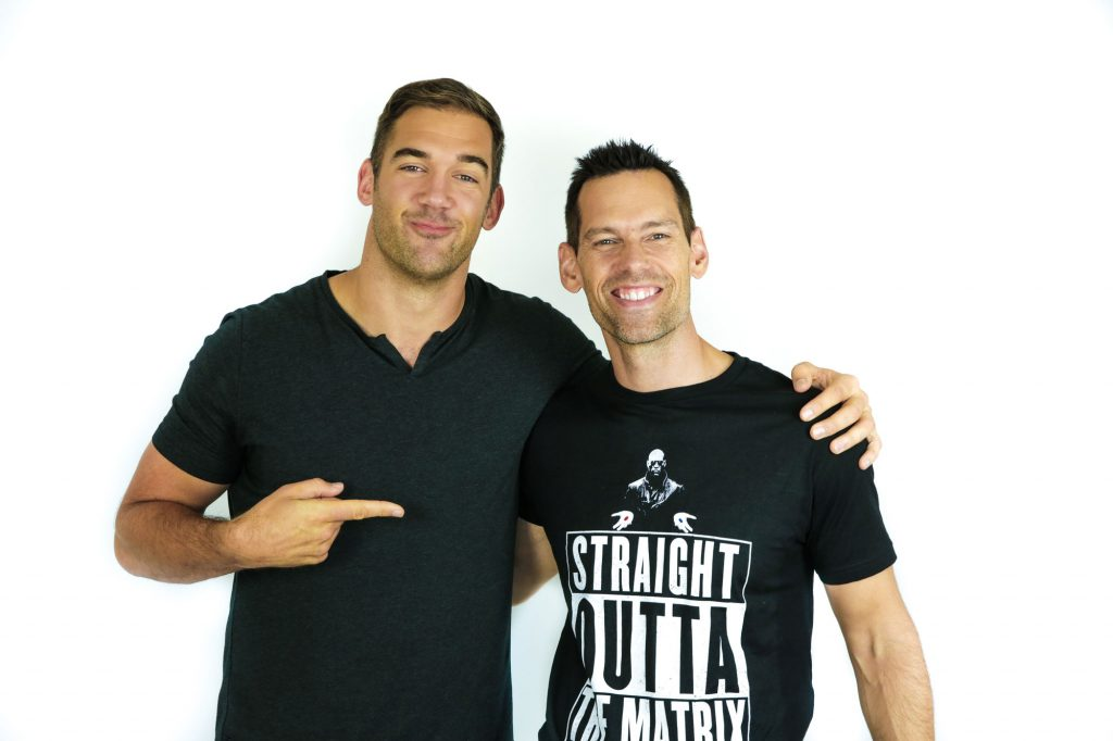 Tom Bilyeu and Lewis Howes