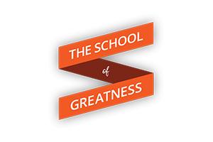 The School of Greatness (Press Logo)