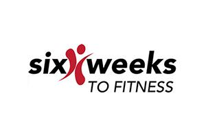 Six Weeks to Fitness (Press Logo)