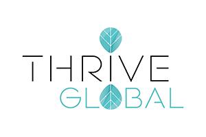 Thrive Global (Press Logo)