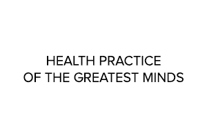 Health Practice of the Greatest Minds (Press Logo)