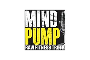 Mind Pump Podcast (Press Logo)