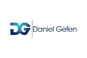Daniel Gefen (Press Logo)