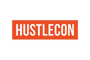Hustle Con (Press Logo)