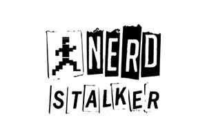Nerd Stalker (Press Logo)