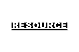 Resource Magazine (Press Logo)