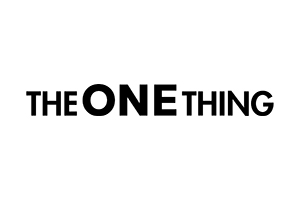 The ONE Thing (Press Logo)