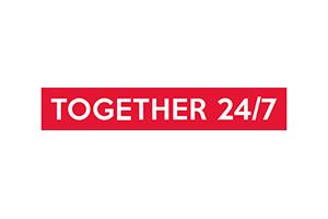 Together 24/7 (Press Logo)