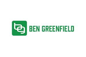 Ben Greenfield Fitness (Press Logo)