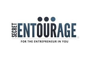 Secret Entourage (Press Logo)
