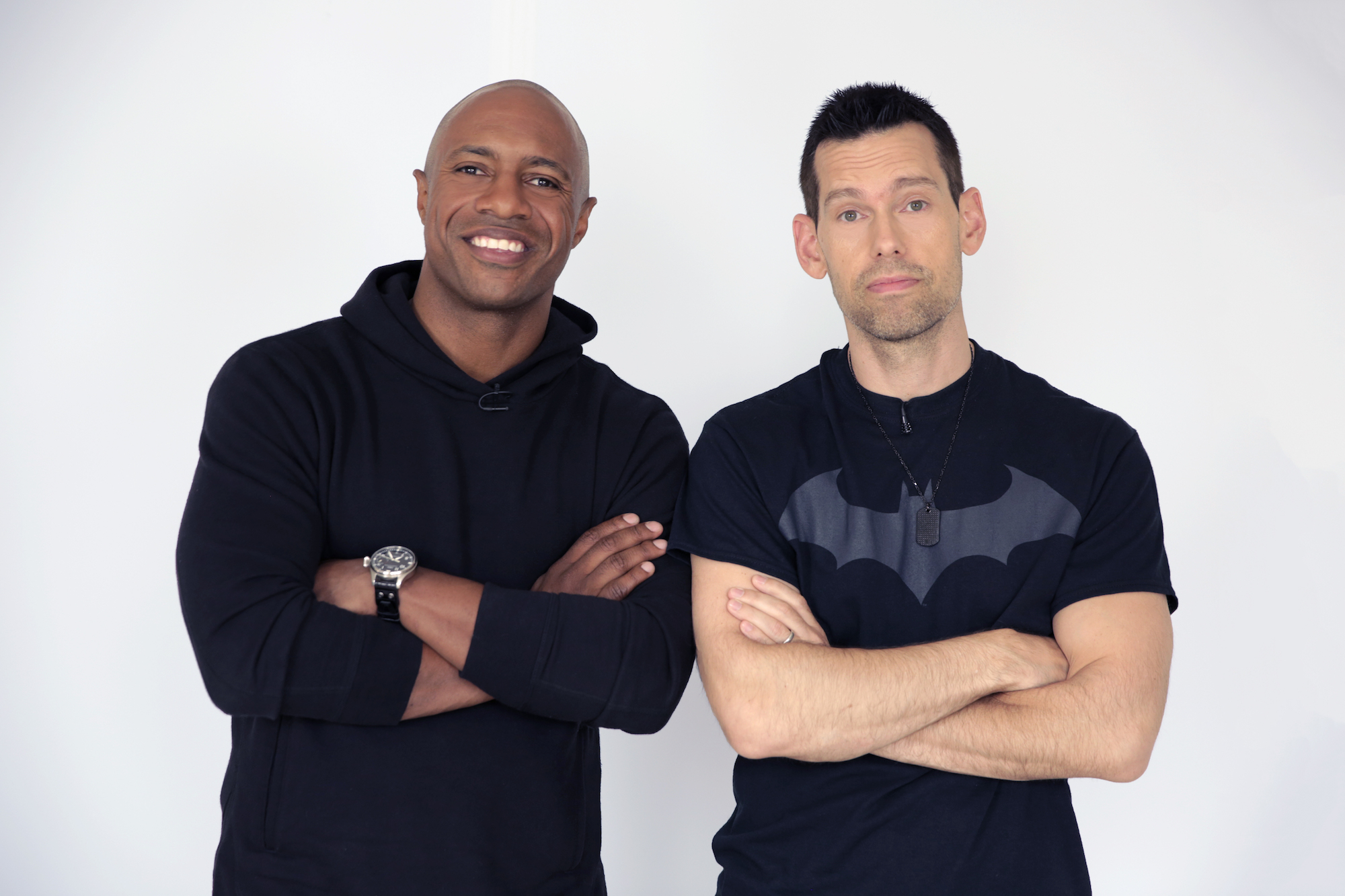 Jay Williams and Tom Bilyeu on Impact Theory