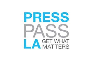Press Pass LA (Press Logo)