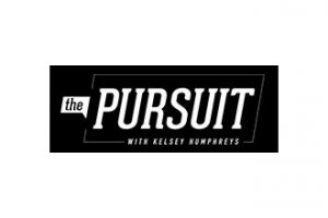 The Pursuit with Kelsey Humphreys (Press Logo)