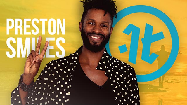 Preston Smiles on Impact Theory with Tom Bilyeu