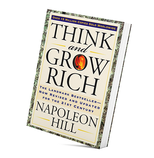 Tom bilyeu reading list to unlock your potential impact theory think and grow rich by napoleon hill fandeluxe Gallery