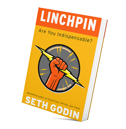 Tom bilyeu reading list to unlock your potential impact theory linchpin are you indispensable by seth godin fandeluxe Choice Image