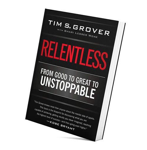 Tom bilyeu reading list to unlock your potential impact theory relentless from good to great to unstoppable by tim grover fandeluxe Choice Image