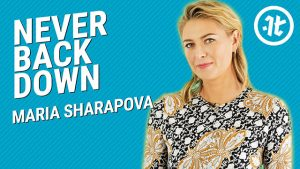 Maria Sharapova on Impact Theory with Tom Bilyeu