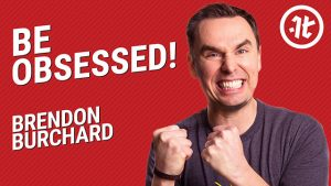 Brendon Burchard on Impact Theory with Tom Bilyeu