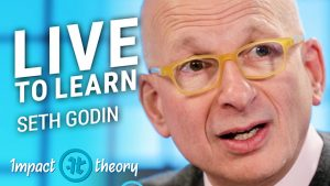 Seth Godin on Impact Theory with Tom Bilyeu