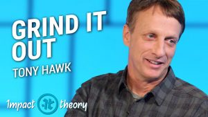 Tony Hawk on Impact Theory with Tom Bilyeu