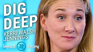 Kerri Walsh Jennings on Impact Theory with Tom Bilyeu
