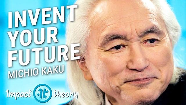 Michio Kaku on Impact Theory with Tom Bilyeu