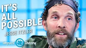 Jesse Itzler on Impact Theory with Tom Bilyeu