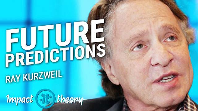 Ray Kurzweil on Impact Theory with Tom Bilyeu