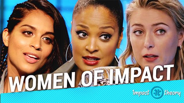 Women of Impact Clip Show