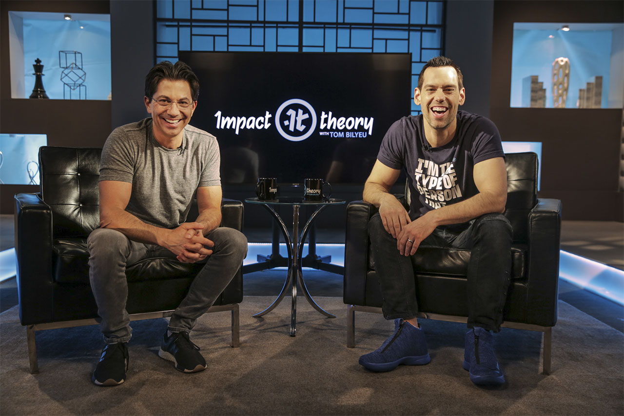 Dean Graziosi on Impact Theory with Tom Bilyeu