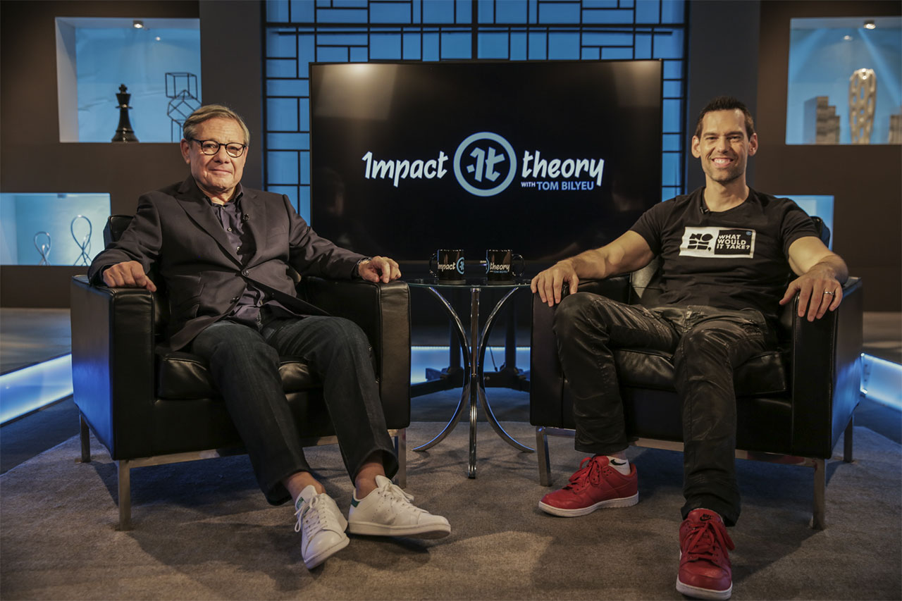 Michael Ovitz on Impact Theory with Tom Bilyeu